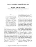 """Báo cáo khoa học: """"Collective Classification for Fine-grained Information Status"""""""