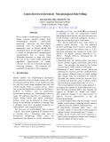 "Báo cáo khoa học: ""Arabic Retrieval Revisited: Morphological Hole Filling"""