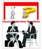 """10 câu hỏi phỏng vấn rất """"hiểm"""" của nhà tuyển dụng"""