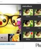 Tạo slideshow bằng YouTube