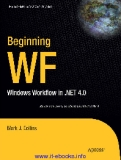 Beginning WF Windows Workflow in .NET 4.0