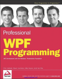 WPF Programming: .NET Development with the Windows® Presentation Foundation