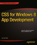 CSS for Windows 8 App Development
