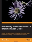 BlackBerry Enterprise Server 5 Implementation Gu