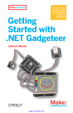 Getting Started with .NET Gadgeteer Simon Monk