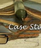 How to Prepare a Case Study