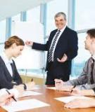Đừng e ngại tiếp thị thông qua giao tiếp trực tiếp với khách hàng
