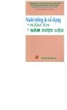 Ebook Nuôi trồng và sử dung nấm ăn, nấm dược liệu - PGS. TS. Nguyễn Hữu Đống (chủ biên)