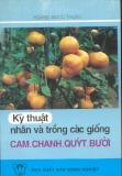 Phương pháp nhân và trồng các giống cam, chanh, quýt, bưởi