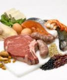 4 bước phòng bệnh từ thực phẩm