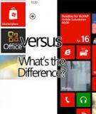 5 cách truy cập DropBox từ Windows Phone 7.5