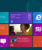 Chụp ảnh màn hình không cần phần mềm trên Windows 8