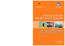 NHÌN LẠI QUÁ KHỨ ĐỐI MẶT THÁCH THỨC MỚI - ĐÁNH GIÁ GIỮA KỲ CHƯƠNG TRÌNH MỤC TIÊU QUỐC GIA GIẢM NGHÈO, GIAI ĐOẠN 2006 - 2008