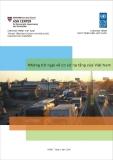 Những trở ngại về cơ sở hạ tầng của Việt Nam