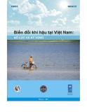 Biến đổi khí hậu ở Việt Nam: Nỗ lực và kỳ vọng