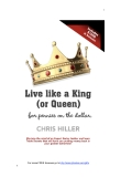 Live like a King (or Queen)  for pennies on the dollar