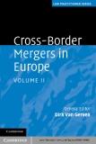 Cross-Border Mergers in Europe