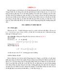 Chương 9: Định lý ánh xạ co
