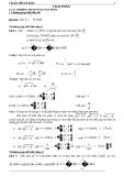 Các phương pháp tính tích phân