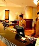 Nghề quản lý khách sạn