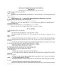 Đề Thi Thử Văn Học 2013 - Phần 5 - Đề 9
