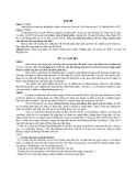 Đề Thi Thử Văn Học 2013 - Phần 5 - Đề 18