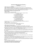 Đề Thi Thử Văn Học 2013 - Phần 5 - Đề 5