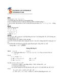 Đề kiểm tra 1 tiết Toán 10 phần 4
