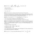 Đề kiểm tra 1 tiết Toán lớp 10 phần 3