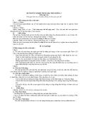 Đề Thi Thử Văn Học 2013 - Phần 5 - Đề 6