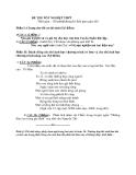 Đề Thi Thử Văn Học 2013 - Phần 5 - Đề 3