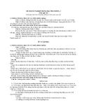 Đề Thi Thử Văn Học 2013 - Phần 5 - Đề 10