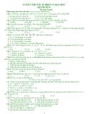 Đề Thi Thử Đại Học Khối A, B Hóa 2013 - Phần 11 - Đề 2