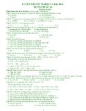Đề Thi Thử Đại Học Khối A, B Hóa 2013 - Phần 11 - Đề 3