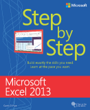 MicrosoftExcel 2013 Step by Step
