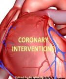 Coronary Interventions Edited by Neville Kukreja