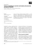 Báo cáo khoa học: Calcium signalling by nicotinic acid adenine dinucleotide phosphate (NAADP)