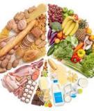 Bí quyết giảm cân từ bữa ăn hàng ngày
