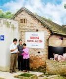 Dự án hướng dẫn công nghệ xây dựng hầm biogas  VACVINA cải tiến