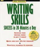 Skills writing in 20 minutes a day success