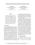 "Báo cáo khoa học: ""Temporal Restricted Boltzmann Machines for Dependency Parsing"""