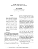 """Báo cáo khoa học: """"Even the Abstract have Colour: Consensus in Word–Colour Associations"""""""