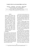 "Báo cáo khoa học: ""Complexity Metrics in an Incremental Right-corner Parser"""