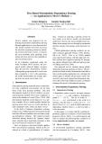 "Báo cáo khoa học: ""Tree-Based Deterministic Dependency Parsing"""