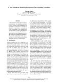 "Báo cáo khoa học: ""A Tree Transducer Model for Synchronous Tree-Adjoining Grammars"""