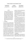 "Báo cáo khoa học: ""Global Learning of Focused Entailment Graphs"""