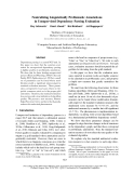 """Báo cáo khoa học: """"Neutralizing Linguistically Problematic Annotations in Unsupervised Dependency Parsing Evaluation"""""""