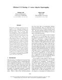 "Báo cáo khoa học: ""Efficient CCG Parsing: A* versus Adaptive Supertagging"""