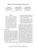 "Báo cáo khoa học: ""A Declarative Information Extraction System"""