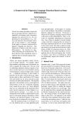 "Báo cáo khoa học: ""A Framework for Figurative Language Detection Based on Sense Differentiation"""